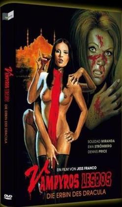 Vampyros Lesbos - Die Erbin des Dracula (1971) (Grosse Hartbox, Cover B, Limited Edition, Uncut)