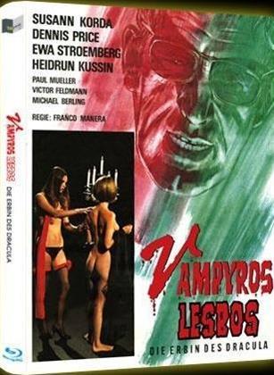 Vampyros Lesbos - Die Erbin des Dracula (1971) (Kleine Hartbox, Cover A, Limited Edition, Uncut)