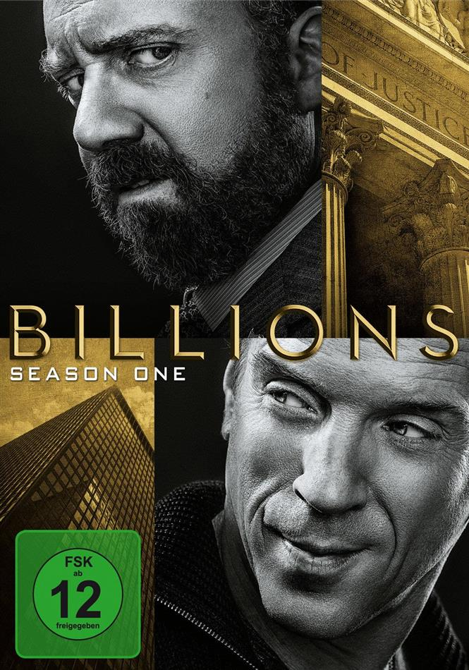 Billions - Staffel 1 (6 DVD)