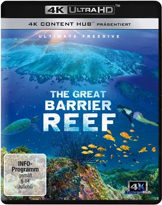 The Great Barrier Reef - Ultimate Freedive (2016)