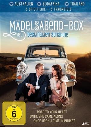 Mädelsabend-Box - Vol.1 - Destination Sunshine (3 DVDs)