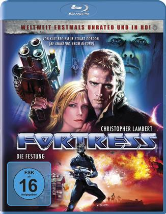 Fortress - Die Festung (1992) (Remastered, Unrated)