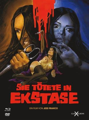 Sie tötete in Ekstase (1971) (Digibook, Limited Edition, Uncut, Blu-ray + DVD)