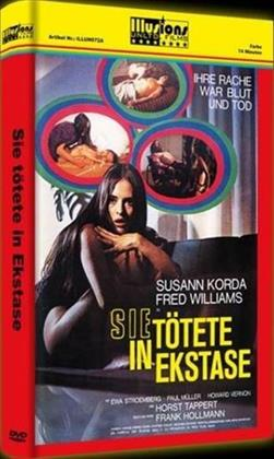 Sie tötete in Ekstase (1971) (Grosse Hartbox, Cover A, Limited Edition, Uncut)