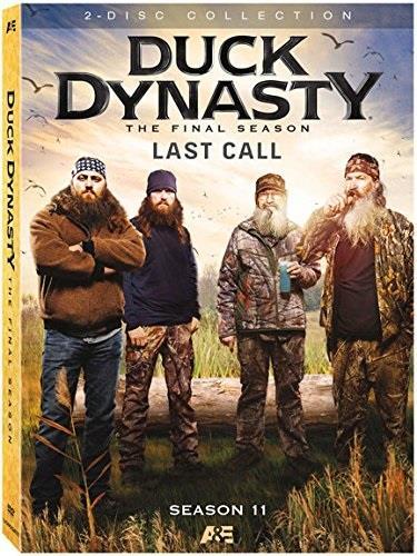 Duck Dynasty - Season 11 - The Final Season (2 DVDs)