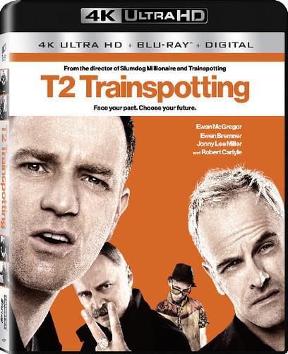 T2 Trainspotting (2017) (4K Ultra HD + Blu-ray)
