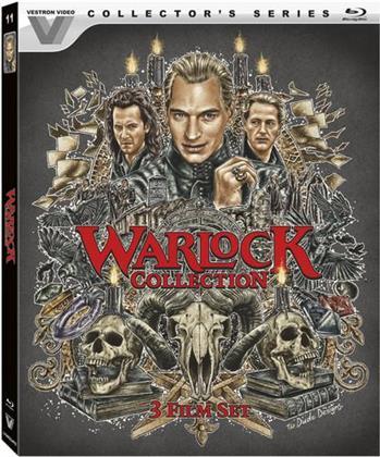 Warlock Collection (3 Film Set, 2 Blu-rays)