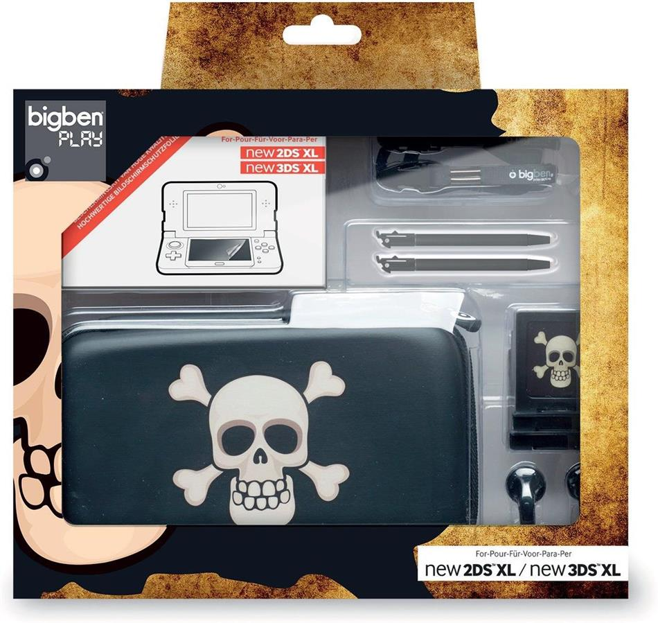 Game Traveler Pack Pirate [New 2DS XL/New 3DS XL]