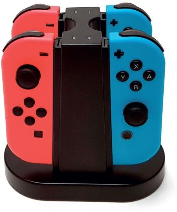 Quad Charging Station für Joy-Con