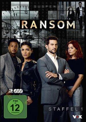 Ransom - Staffel 1 (3 DVDs)