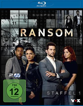 Ransom - Staffel 1 (2 Blu-rays)