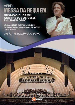 Los Angeles Philharmonic, Gustavo Dudamel, … - Verdi - Messa da Requiem (C Major)