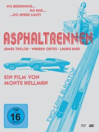 Asphaltrennen (1971) (Mediabook, Blu-ray + 2 DVD)