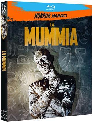 La Mummia (1932) (Horror Maniacs, n/b, 2 Blu-ray)