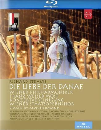 Wiener Philharmoniker, Franz Welser-Möst, … - Strauss - Die Liebe der Danae (Salzburger Festspiele, Euro Arts, Unitel Classica)