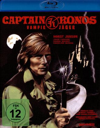 Captain Kronos - Vampirjäger (1974) (Hammer Edition, Limited Edition)