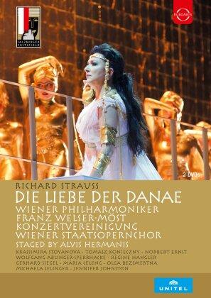 Wiener Philharmoniker, Franz Welser-Möst, … - Strauss - Die Liebe der Danae (Salzburger Festspiele)