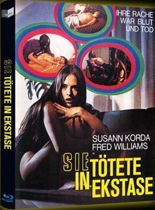 Sie tötete in Ekstase (1971) (Kleine Hartbox, Cover A, Limited Edition, Uncut)