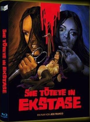 Sie tötete in Ekstase (1971) (Kleine Hartbox, Cover B, Limited Edition, Uncut)