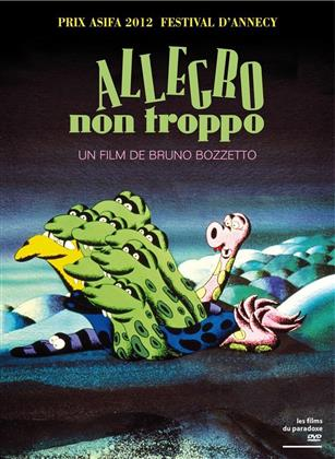 Allegro non troppo (1976) (Les films du Paradoxe, Remastered)