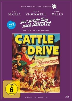 Der große Zug nach Santa (1951) (Western Legenden, Digibook)
