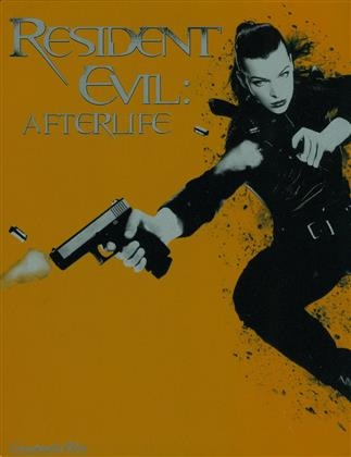 Resident Evil 4 - Afterlife (2010) (Limited Edition, Steelbook)