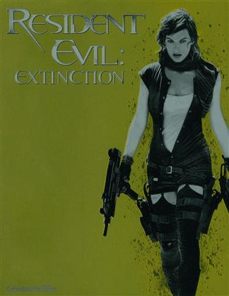 Resident Evil 3 - Extinction (2007) (Limited Edition, Steelbook)