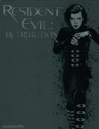 Resident Evil 5 - Retribution (2012) (Limited Edition, Steelbook)