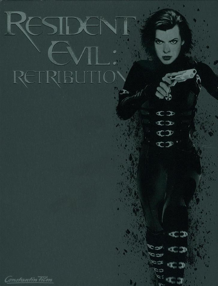 Resident Evil 5 - Retribution (2012) (Limited Edition, Steelbook)