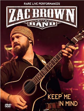 Zac - Keep Me In Mind