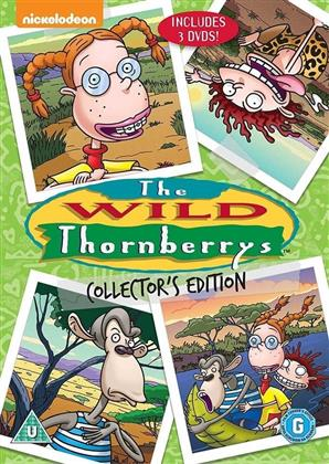 The Wild Thornberrys (Nickelodeon, Collector's Edition, 3 DVDs)