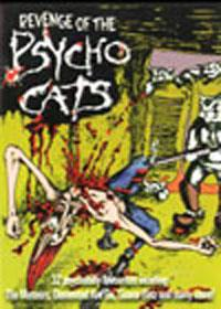 Various Artists - Revenge of the Psycho Cats