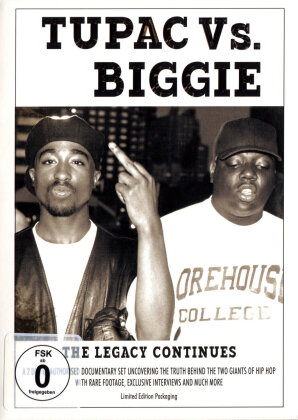 Tupac Shakur (2 Pac) & Notorious B.I.G. - Tupac Vs Biggie: The Legend (Inofficial)