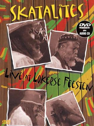 The Skatalites - Live At The Lokerse Feesten (DVD + CD)