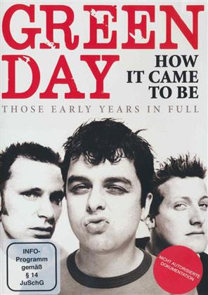 Green Day - Those Early Years In Full (Inofficial)