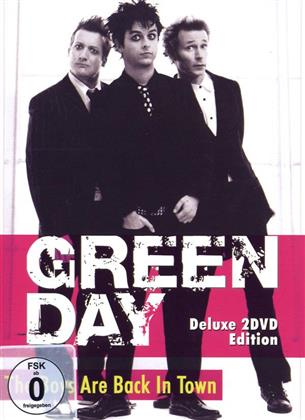 Green Day - The Boys Are Back In Town (Inofficial, 2 DVDs)