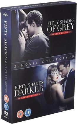 Fifty Shades Of Grey/ Fifty Shades Darker (2 DVDs)
