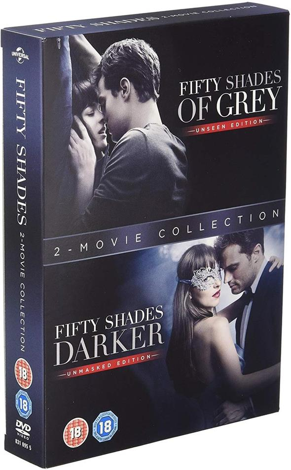 Fifty Shades Of Grey/ Fifty Shades Darker (2 DVD)