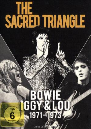 David Bowie, Iggy Pop & Lou Reed - The Sacred Triangle - Bowie, Iggy & Lou 1971-1973 (Inofficial)