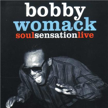 Bobby Womack - Soul Sensation - Live (Inofficial)