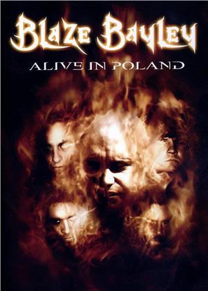 Blaze Bayley (Wolfsbane/Iron Maiden) - Alive in Poland