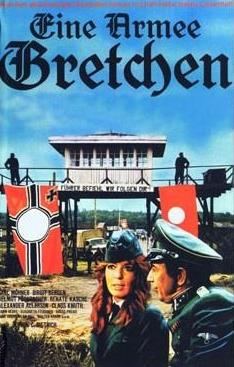 Eine Armee Gretchen (1973) (Grosse Hartbox, Cover A, Limited Edition, Uncut)