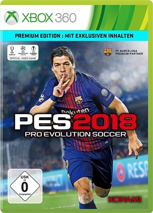 PES 2018: Pro Evolution Soccer 2018 (Premium Edition)