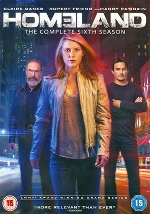 Homeland - Season 6 (4 DVDs)