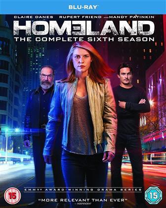 Homeland - Season 6 (3 Blu-rays)