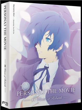 Persona 3 - The Movie - Nr. 4 - Winter of Rebirth (2013) (Collector's Edition, 2 Blu-rays)