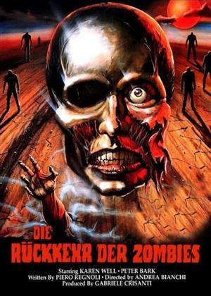 Die Rückkehr der Zombies (1981) (Cover B, Limited Edition, Mediabook, Uncut, Blu-ray + DVD)