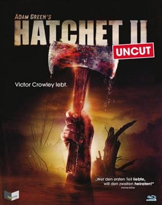 Hatchet 2 (2010) (Schuber, Limited Edition, Uncut)
