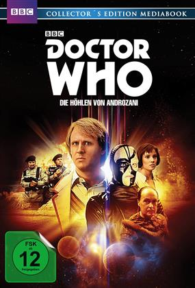 Doctor Who - Die Höhlen von Androzani (Collector's Edition, Mediabook)