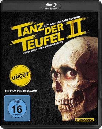 Tanz der Teufel 2 (1987) (30th Anniversary Edition, Uncut)